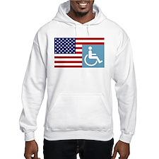 Disabled US Veteran Hoodie