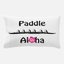 Paddle Aloha Wahine Pillow Case
