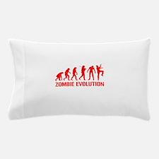 Zombie Evolution Pillow Case