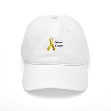 Ribbon Nurse Corps Baseball Baseball Cap