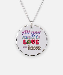 All You Need is Love and Bac Necklace