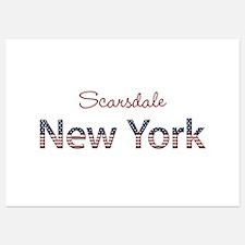 Custom New York Invitations