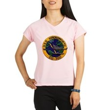 USS HAYNSWORTH Performance Dry T-Shirt