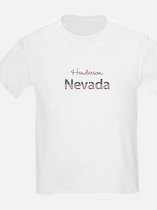 Custom Nevada T-Shirt