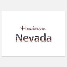Custom Nevada Invitations