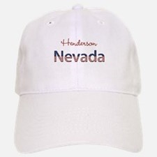 Custom Nevada Baseball Baseball Cap