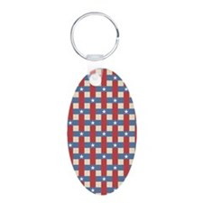 Political Weave Keychains