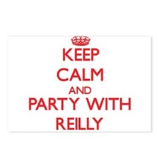 Reilly Postcards (Package of 8)