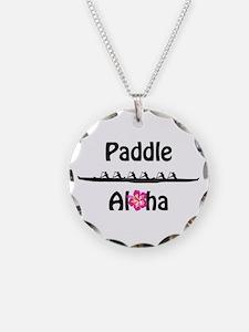 Paddle Aloha Wahine Necklace