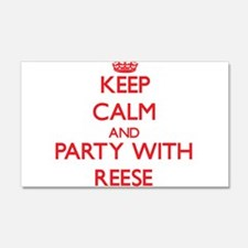 Reese Wall Decal