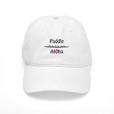 Paddle Aloha Wahine Baseball Baseball Cap