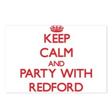 Redford Postcards (Package of 8)