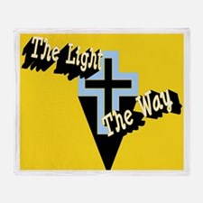 The Light the Way Throw Blanket