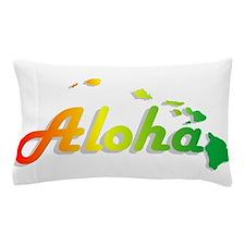 Aloha - Rasta Pillow Case