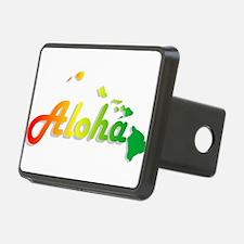 Aloha - Rasta Hitch Cover