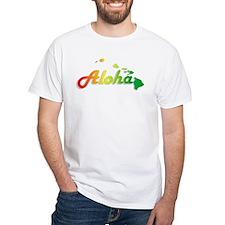 Aloha - Rasta T-Shirt
