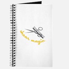 Shear Magic Journal