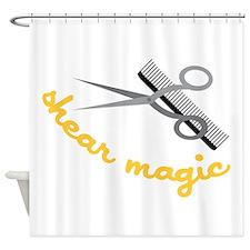 Shear Magic Shower Curtain