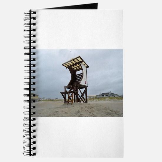 Lifeguard Stand Journal