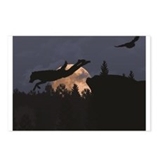 Supermoon Postcards (Package of 8)