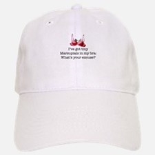 What's Your Excuse? Baseball Baseball Cap