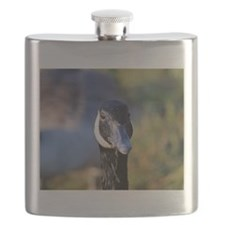 Canadian Goose Flask