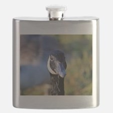 Canadian Goose Flask