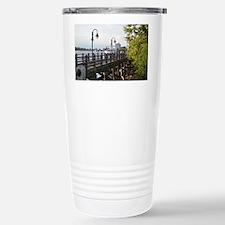 River Walk Wilmington  Stainless Steel Travel Mug