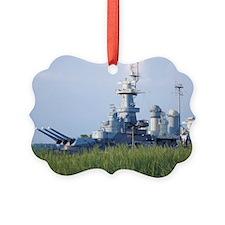 USS North Carolina  Ornament