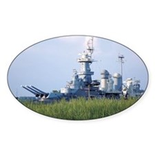 USS North Carolina  Decal
