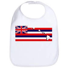 Flag - Hawaiian Island Bib