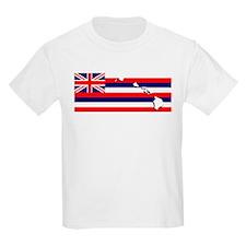 Flag - Hawaiian Island T-Shirt