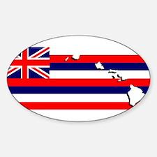 Flag - Hawaiian Island Decal