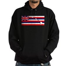 Flag - Hawaiian Island Hoody