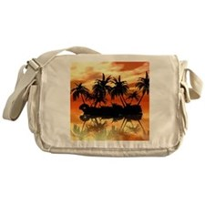 Island Messenger Bag