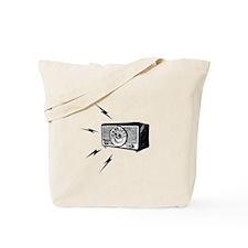 Old Radio! Tote Bag