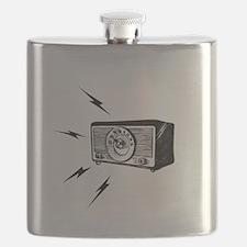 Old Radio! Flask