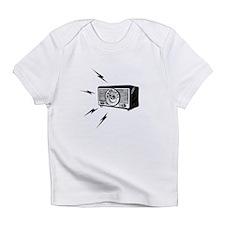 Old Radio! Infant T-Shirt
