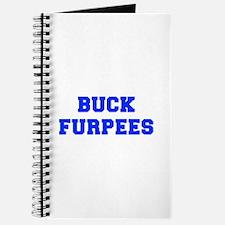 BUCK-FURPEES-FRESH-BLUE Journal