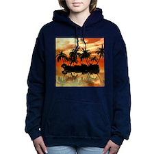 Island Women's Hooded Sweatshirt