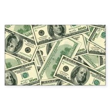 Cash Money Decal