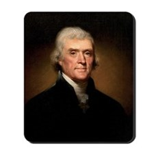 Thomas Jefferson Mousepad