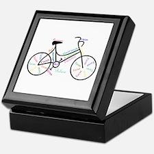 Motivational Words Bike Hobby Or Keepsake Box