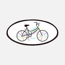 Motivational Words Bike Hobby Or Sport Patches