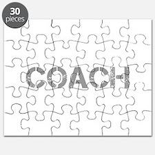 coach-CAP-GRAY Puzzle