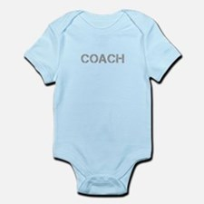coach-CAP-GRAY Body Suit