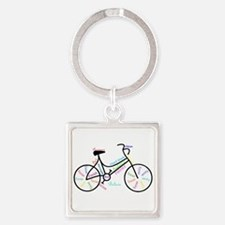 Motivational Words Bike Hobby Or Sport Keychains