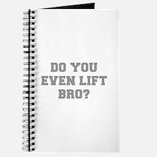 DO-YOU-EVEN-LIFE-BRO-FRESH-GRAY Journal