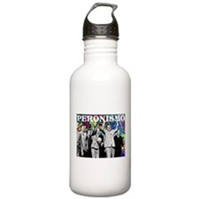 Juan & Evita Peron Sports Water Bottle