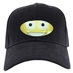 Candy Smiley - Yellow Black Cap